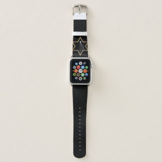 Correa Para Apple Watch Estrella de Haile Selassie de David
