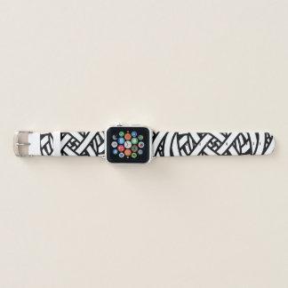 Correa Para Apple Watch Extracto artístico moderno