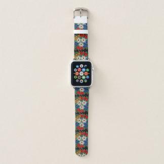 Correa Para Apple Watch Flor alpina suiza de Edelweiss