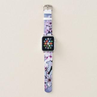 Correa Para Apple Watch Flor de cerezo