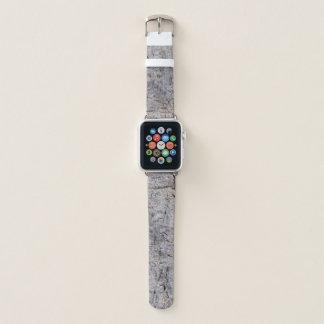Correa Para Apple Watch Foto de la corteza de árbol de la naturaleza