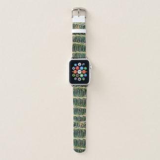 Correa Para Apple Watch Foto tropical botánica del cactus