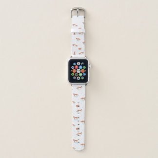 Correa Para Apple Watch Fox del invierno