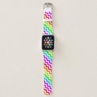 Correa Para Apple Watch Galón del arco iris