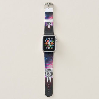 Correa Para Apple Watch Gato de Illuminati
