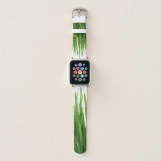 Correa Para Apple Watch Hierba al aire libre verde clara del verano de la