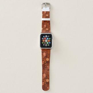 Correa Para Apple Watch Hierba del verano del diseño de la novedad