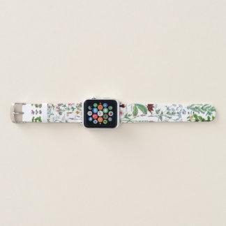 Correa Para Apple Watch Ilustraciones botánicos - plantas de Larousse