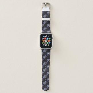 Correa Para Apple Watch Lagarto de Zentangle