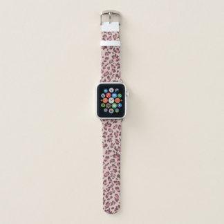 Correa Para Apple Watch Leopardo del safari