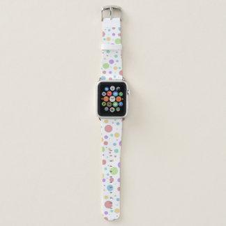 Correa Para Apple Watch Lunar en colores pastel