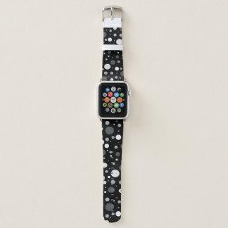 Correa Para Apple Watch Lunar gris