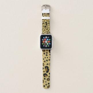 Correa Para Apple Watch Mirada cepillada puntos de la textura de la piel