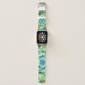 Correa Para Apple Watch Modelo cósmico Trippy