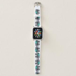 Correa Para Apple Watch Modelo decorativo del elefante adornado fresco