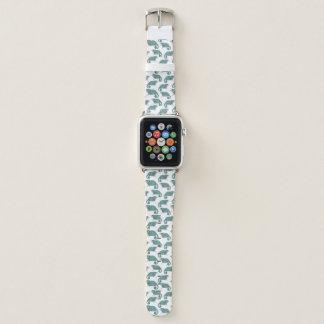 Correa Para Apple Watch Modelo del camaleón
