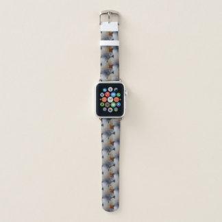 Correa Para Apple Watch Modelo del gris africano