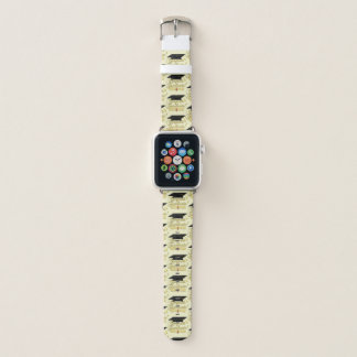 Correa Para Apple Watch Modelo graduado del gorra de la graduación del