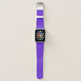 Correa Para Apple Watch Modelo púrpura del galón