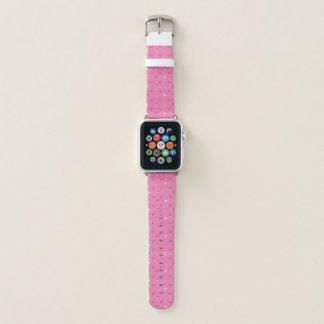 Correa Para Apple Watch Modelo rosado de la magdalena