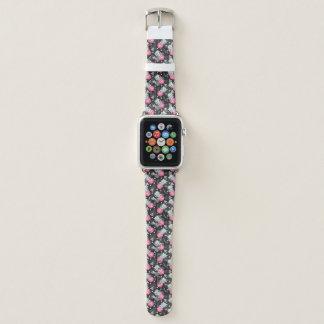 Correa Para Apple Watch Modelo texturizado de la piña del triángulo
