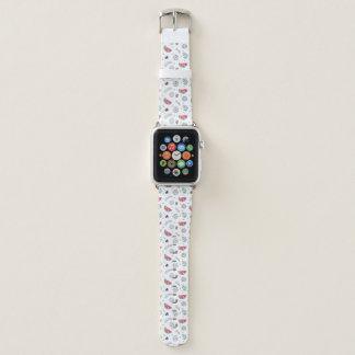 Correa Para Apple Watch Modelo tropical del verano del estilo de Memphis
