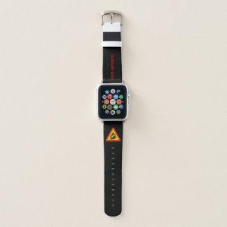 Correa Para Apple Watch Muestra del peligro del pimiento picante