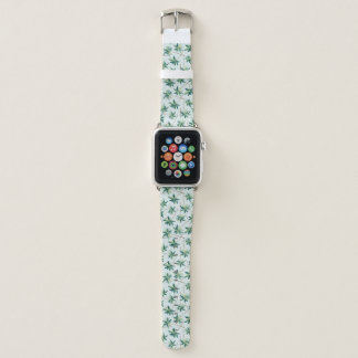 Correa Para Apple Watch Palma australiana tropical de la cola de zorra