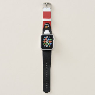 Correa Para Apple Watch Pingüino