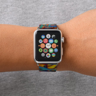 Correa Para Apple Watch Pintura de Slatter