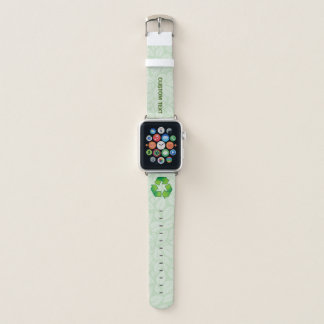 Correa Para Apple Watch Reciclaje de símbolo