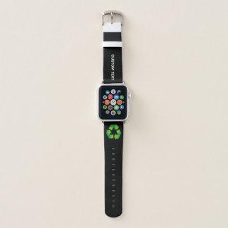 Correa Para Apple Watch Reciclaje de símbolo