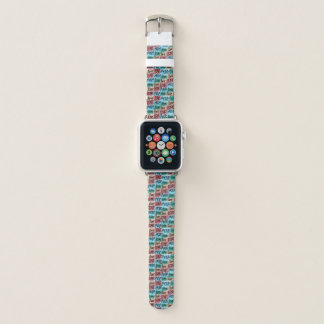 Correa Para Apple Watch Remiendo del amor