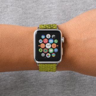 Correa Para Apple Watch Reptil