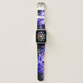 Correa Para Apple Watch Respire otra vez los sueños de Yule de los que nos