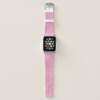 Correa Para Apple Watch Rosa del hielo de Swirly