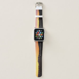 Correa Para Apple Watch Sierra de la Ventana (Basic design)
