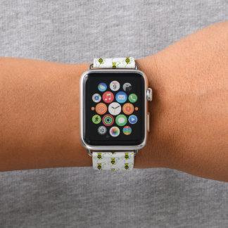 Correa Para Apple Watch Tan ocupado como una abeja