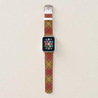 Correa Para Apple Watch Tela escocesa de tartán escocesa de Scrymgeour del