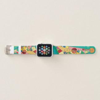 Correa Para Apple Watch Triángulos coloridos de Wassily Kandinsky