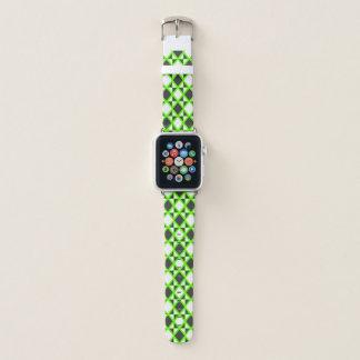Correa Para Apple Watch Verde intenso de Argyle