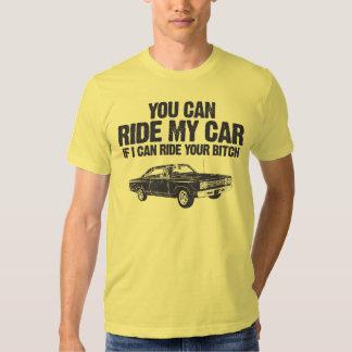 Correcaminos 1969 de Plymouth Camiseta