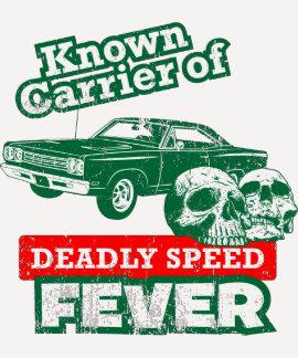 Correcaminos 1969 de Plymouth Camisetas