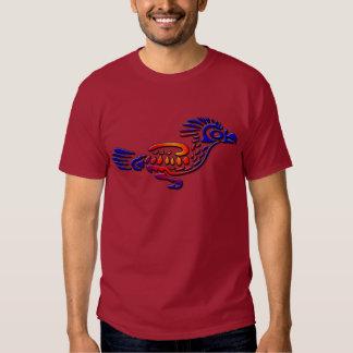 Correcaminos antiguos del diseño de México Camisas