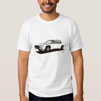 'Correcaminos de 74 Plymouth Camisetas