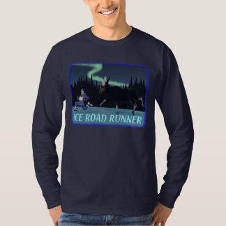 Correcaminos del hielo camisetas