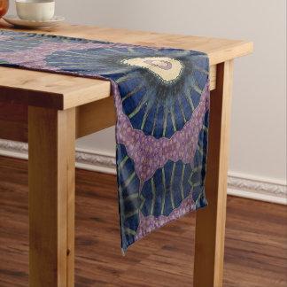 Corredor colorido de la tabla del Mandala-Estilo Camino De Mesa