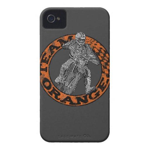 Corredor de Moto iPhone 4 Case-Mate Carcasas