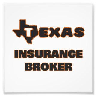Corredor de seguros de Tejas Fotografías