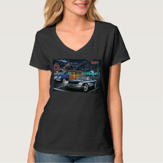 Corredor del ciclón camiseta